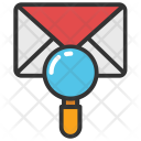 Mail Magnifier Icon