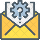 Mail management Icon