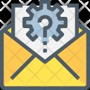 Communication Management Mail Icon