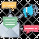 Email Marketingv Email Marketing Mail Marketing Icon