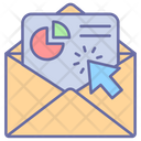 Mail Marketing Data Letter Icon