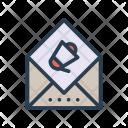 Mail Marketing Ads Icon