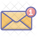 Mail Notification Alert Message Email Communication Icon