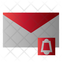 Mail Alarm Notification Icon