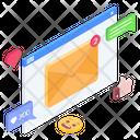Mail Notify Mail Notification Email Notification Icon