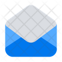 Mail Open Mail Letter Icon
