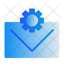 Mail Optimization Icon