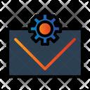Email Seo Envelope Icon