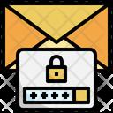 Mail Password Icon