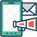 Ad Media Email Icon