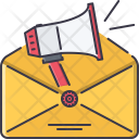 Mail promotion Icon