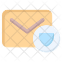 Protection Mail Security Icon