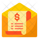 Mail Receipt Mail Receipt Icon