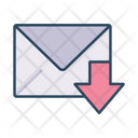 Mail Receive Receive Email Icon