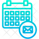 Email Mail Schedule Icon