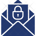 Email Mail Security Icon