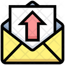 Business Financial Envelope Icon