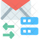 M Mail Server Mail Server Email Server Icon