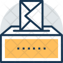 Airmail Mail Service Icon