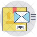 Mail Service Post Icon