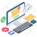 Mail Setting Icon