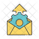 Key Message Mail Icon