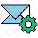 Mail List Settings Icon