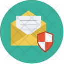 Mail shield Icon