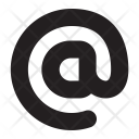 Mail Sign Icon