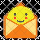 Mail Smile Icon