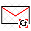 Mail Synchronize Icon