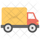 Mail Truck Icon