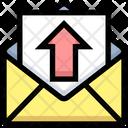 Mail Upload Email Upload Upload Icon