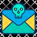 Mail virus Icon