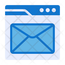 Mail Web Icon