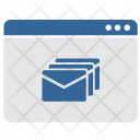 Mailbox Message Letters Icon