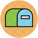 Mailbox Mail Slot Icon