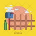 Mailbox Fence Cargo Icon