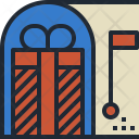 Gift Mailbox Receive Icon