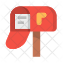 Letter Box Mail Mailbox Icon