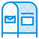Mailbox Post Box Icon
