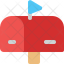 Mailbox Post Letter Icon
