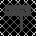 Mailbox Postbox Icon