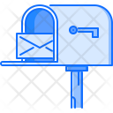 Mailbox Mail Letter Icon