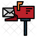 Tools And Utensils Mailboxes Mails Icon