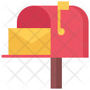Mailbox Mail Building Icon