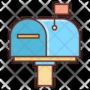 Mmailbox Mailbox Letter Box Icon