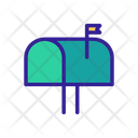 Contact Us Mailbox Icon