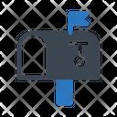Mailbox Postoffice Communication Icon