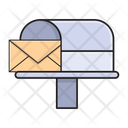 Mailbox Letter Envelope Icon